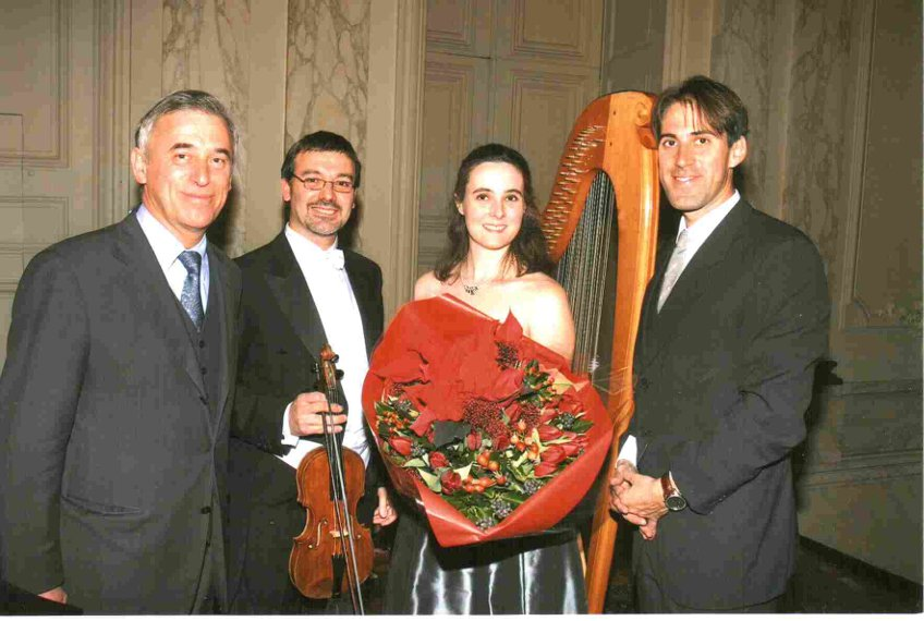 Concert at the Consulat of Liege