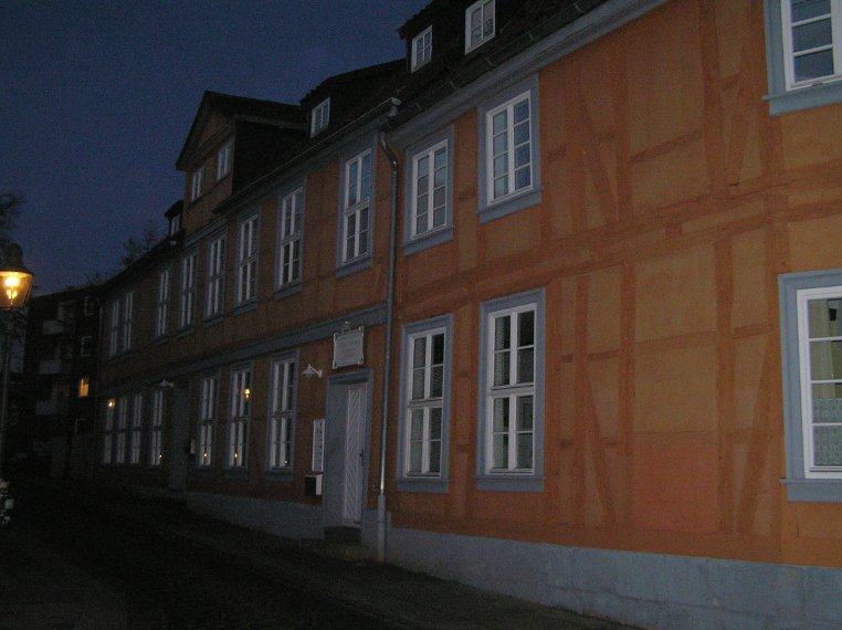 House where Spohr was born