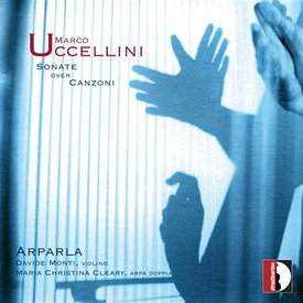 Cover CD Uccellini Op. 5