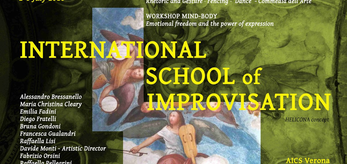 School of Improvisation 2016