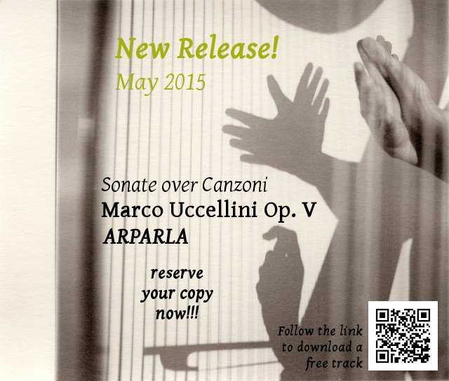 Promo CD Uccellini Op. 5 cover